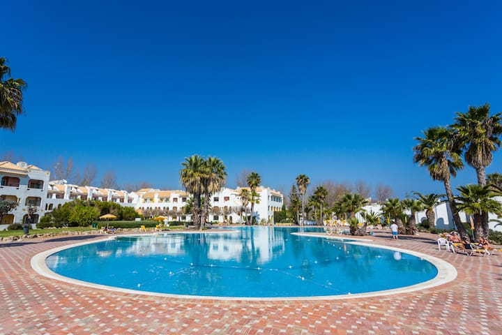 Golden Club Resort - Algarve - Cabanas de Tavira - Daire