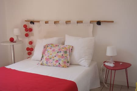 chambre n1 dans appartement - Agde - Apartment