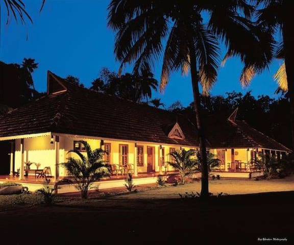 Kovilakam,an ideal getaway haven. - Alappuzha - Villa