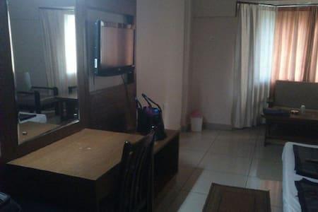 iROOMZ Hotel Pawan, Single A/c Room, Bellary