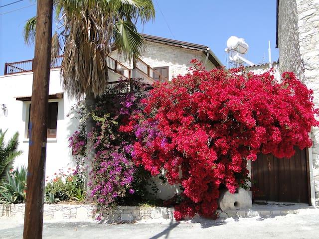 The Old Olive Mill, Dhoros, Troodos - Dhoros, Troodos - Huis