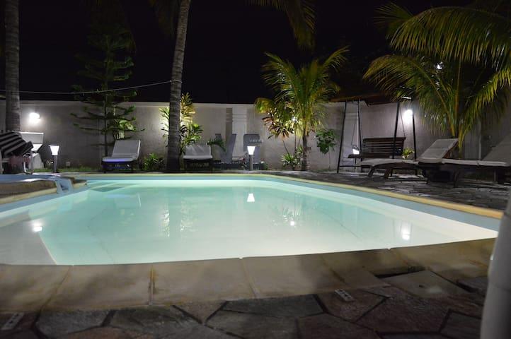 Apartment flic en flac mauritius 2 bedroom A3