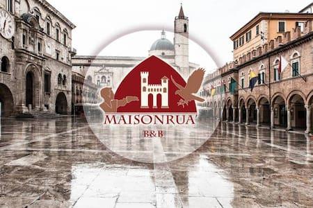 Maisonruà B&B  Rua di Sant'Emidio - Ascoli Piceno  - Διαμέρισμα