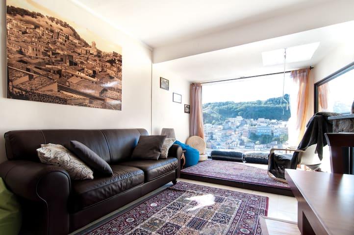 BUCCHERI SICILY'S HIDDEN GEM   - Buccheri - Apartamento