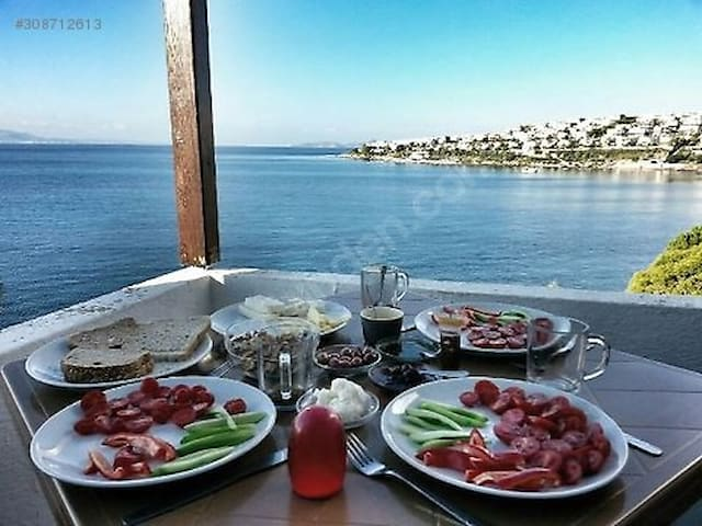 Turgutreis Akcabuk Tatil Koyu 3 Bolum Daire - Akyarlar Köyü