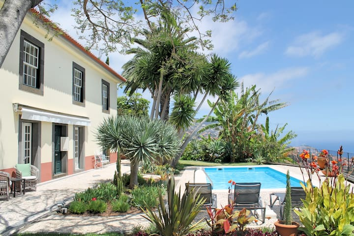 Traditional, Garden, Peaceful with Heated Pool | Quinta D'Alegria