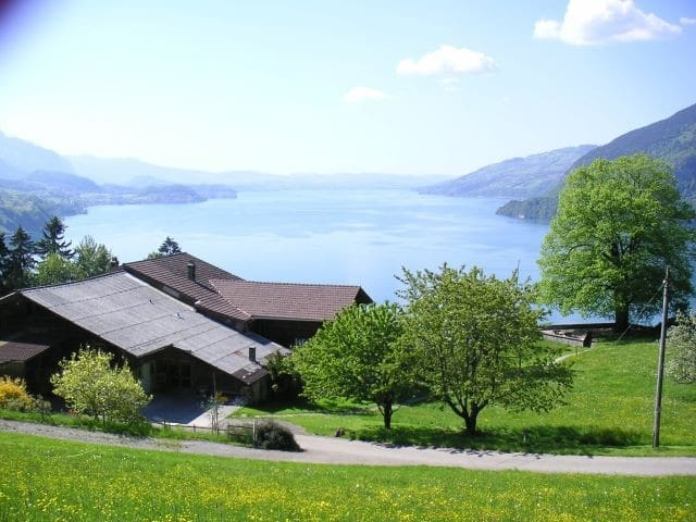 Finel - lauschige Oase im Berner Oberland