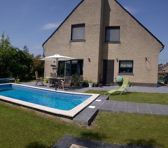 Room in Flemish Ardennes close to Gent ,Oudenaarde