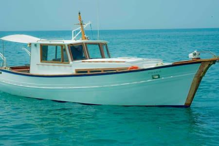 CAMAROTE PRIVADO CON OPCIÓN DE TOUR - Formentera - Båt