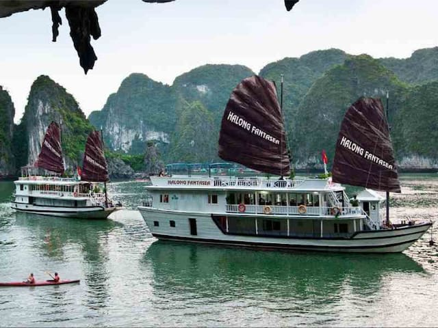 HALONG BAY TOUR-2 DAYS 1NIGHT
