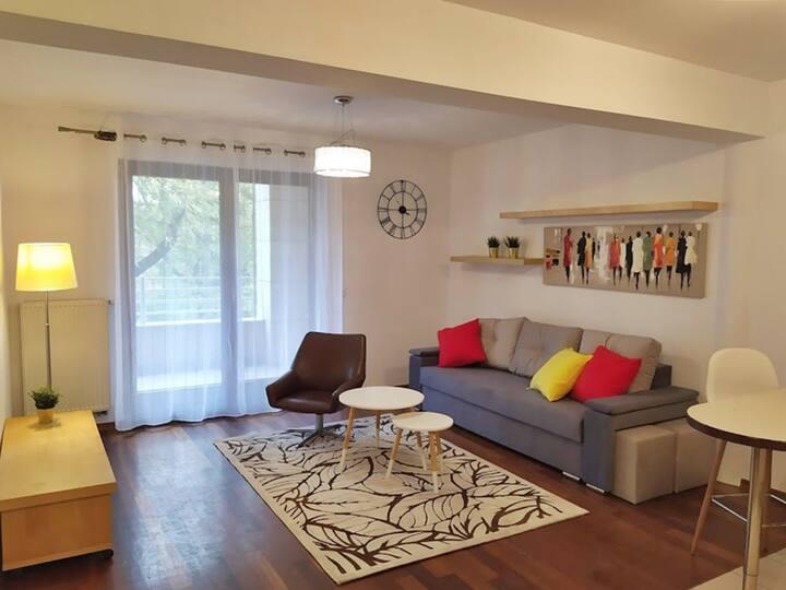 Apartamentowiec Corte Verona, 2 łóżka, air-con