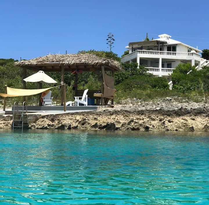 Villaprivasea Caribbean Ocean front Villa