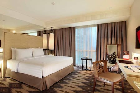 Comfortable and Luxury Grand Deluxe Room