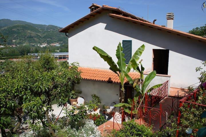 Casa con giardino in Garfagnana - Barga - Hus