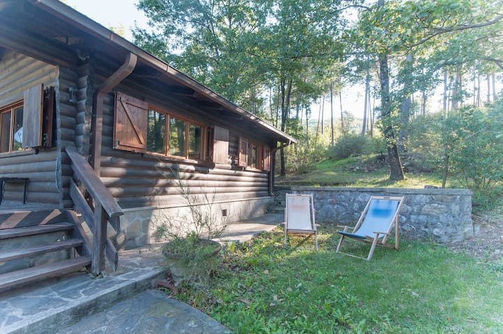 chalet: wood near the Cinque Terre - Deiva Marina - Alpstuga