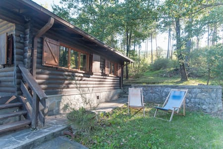 chalet: wood near the Cinque Terre - Deiva Marina
