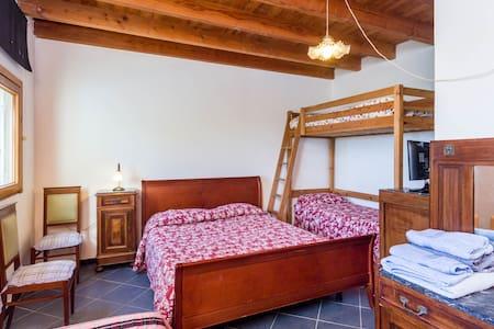 agriturismo vista mare 250 mslm - Genoa - Bed & Breakfast