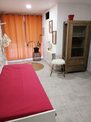 Joli studio aux portes de Béziers