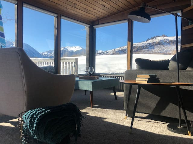 Cozy Up with Incredible Views - Near Everything!!!