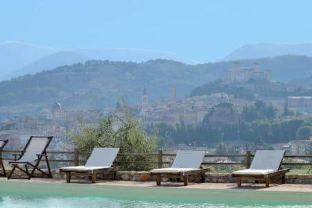Il Sogno splendida vista su Spoleto - Spoleto - Leilighet