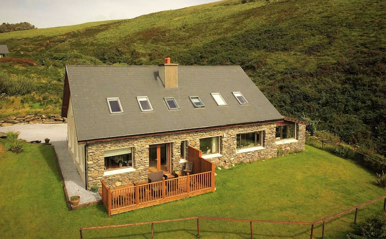 Ocean View House/ Apartment - Dunquin, Dingle - Hus