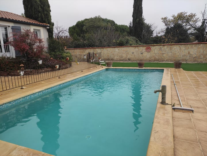 3 bedroom Villa with Pool, Perfect for families
