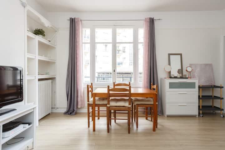 Charmant appartement Paris 16ème - 34m2