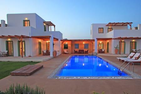 On The Rocks a Luxury Villa Resort - Ios
