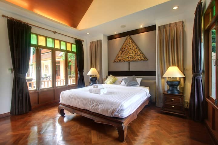 Traditional Thai Villa