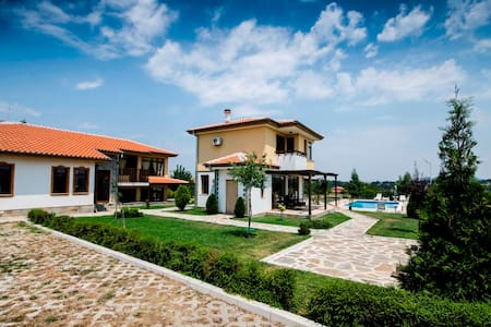Private Villa near Perperikon with pool, SPA, ATV - Tsareva Polyana