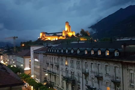 Comfort at it's best! - Bellinzona - Apartemen