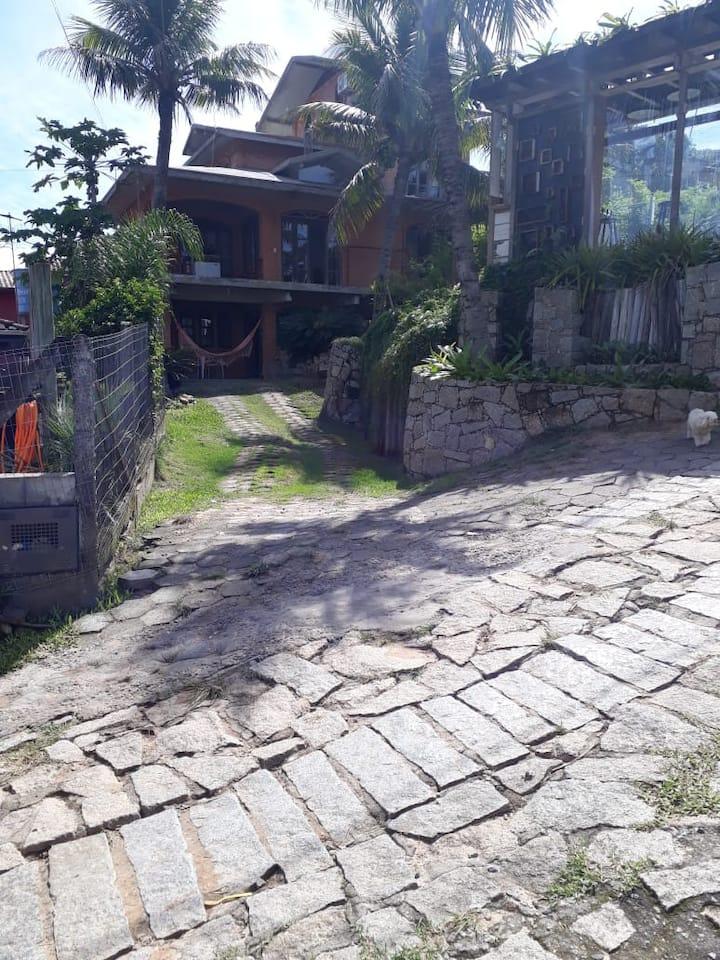 Morada Encantos do Rosa- Casa a 600 m da praia