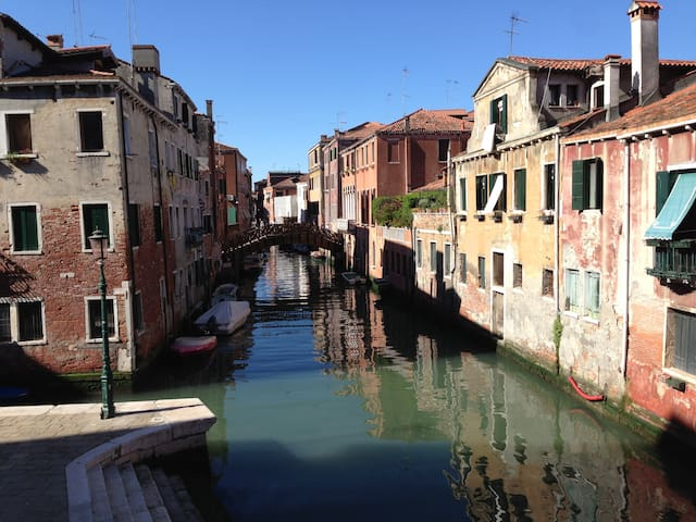 Venice Romantic home .. lovely view