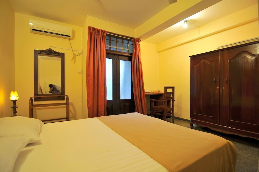 Palmyrah Den Bedroom