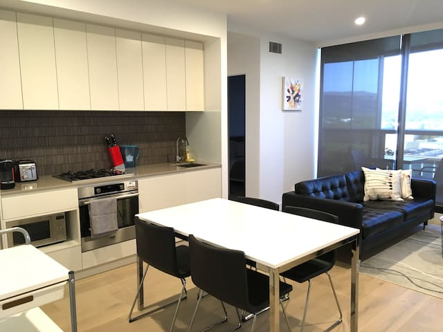 Modern CBD Apartment with an Amazing View - Adelaide - Appartement