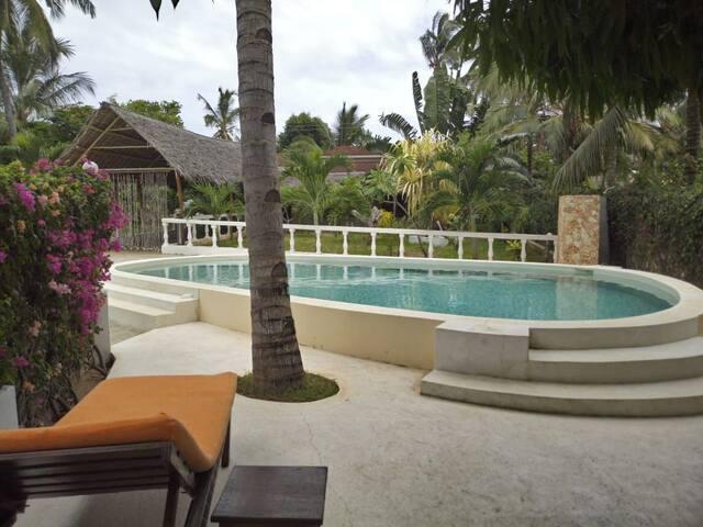 2 bedroom beach villa-Watamu