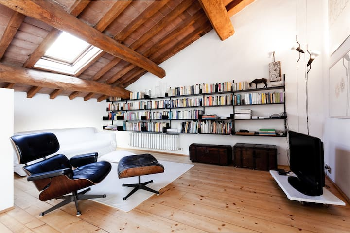 Charming B&B, entire apartment - Modena - Apartamento
