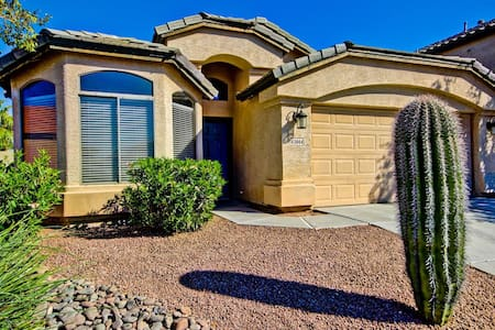 Gorgeous Home with Great Amenities - Maricopa - Haus