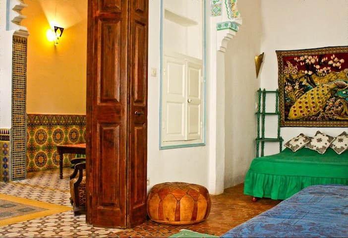 TANGER Traditional Moroccan house