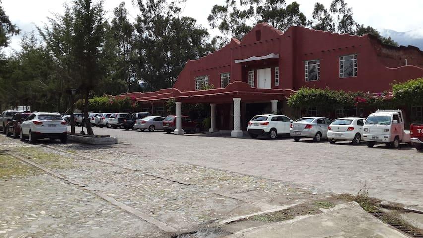 Quinta Rancho Santa fé - Cotacachi