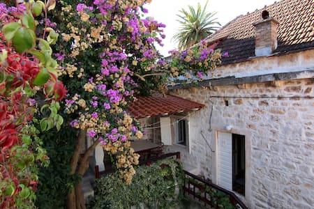 Apartment with quiet yard & garden - Milna
