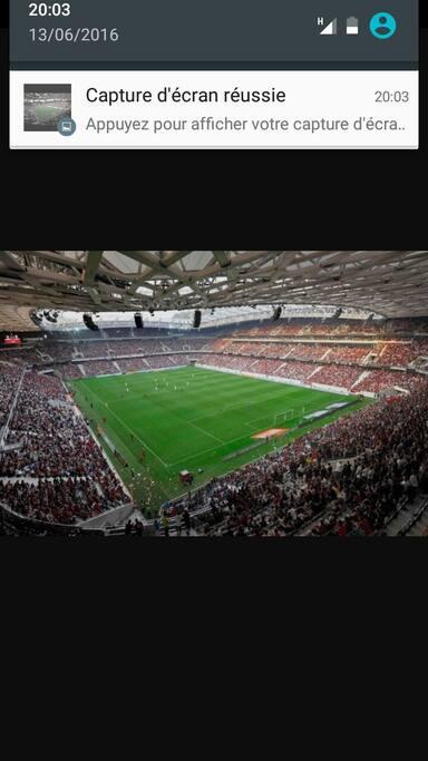À 5min du stade de Lyon