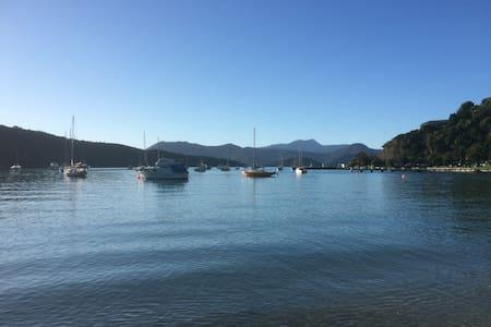 Slipway, Picton Waikawa Bay, B&B