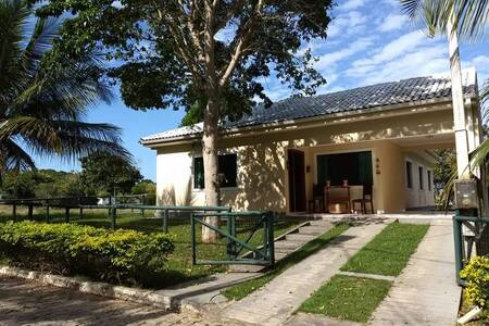 Linda casa com piscina em Rio das Ostras