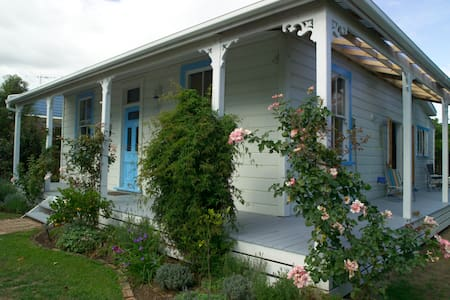 Lacoste Cottage - Martinborough