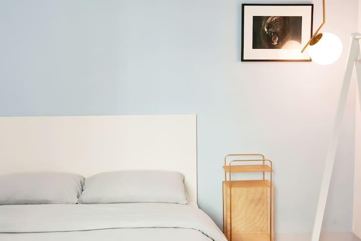 SANLITN/CBD, Cozy room in Super Heart of BJ
