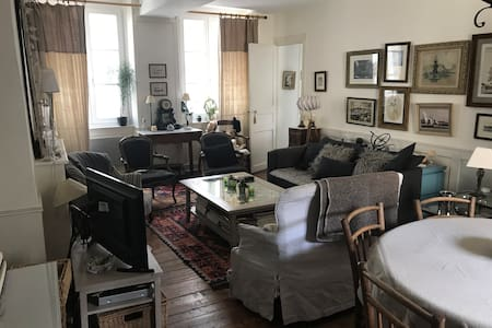Appartement cosy dans St Malo intra-muros