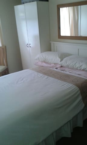 double room - Aberystwyth - Bed & Breakfast