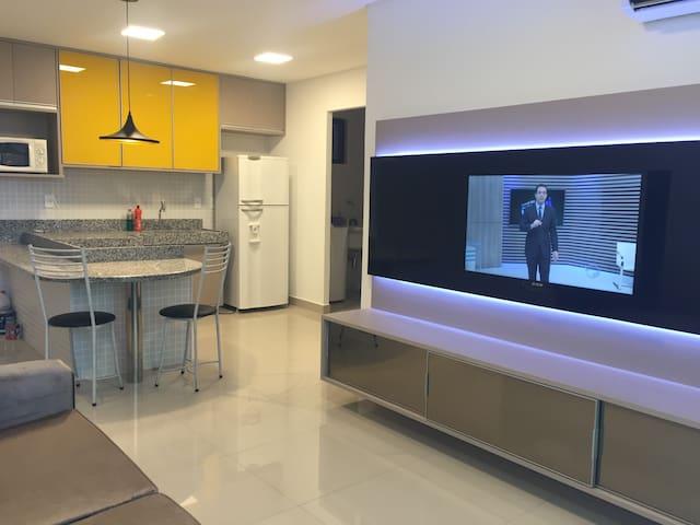 Flat moderno localização incrível - Teresina - Appartement