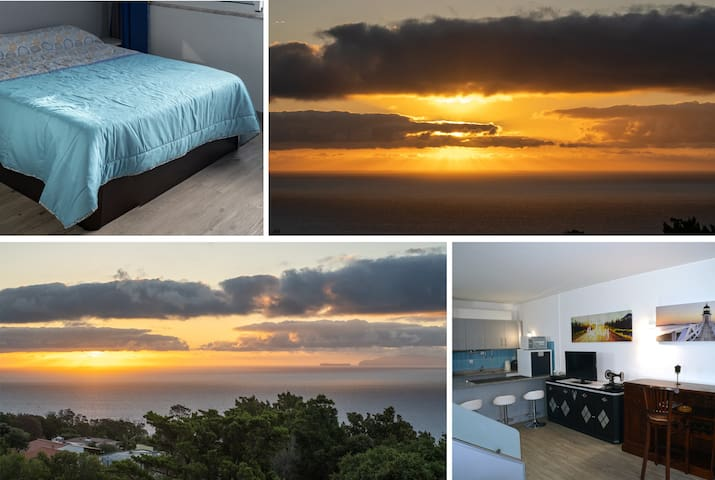 Cozy Apartment, Fantastic Sea View, Machico
